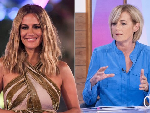 Loose Women's Jane Moore defends ITV and insists Caroline Flack was 'protected' by friends in media