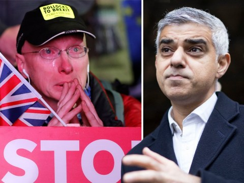 Londoners should be allowed to keep EU citizenship, insists Sadiq Khan
