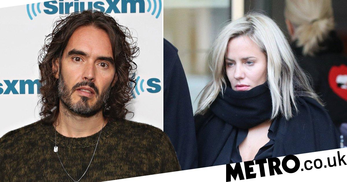 Russell Brand's powerful statement after tragic death of Caroline Flack
