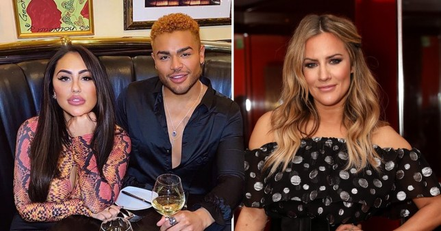 Geordie Shore stars apologise for suicide joke days after Caroline Flack death
