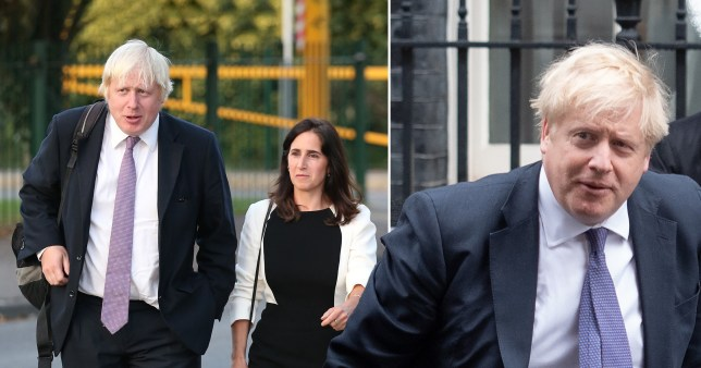 Boris Johnson reaches financial settlement with estranged wife after two years
