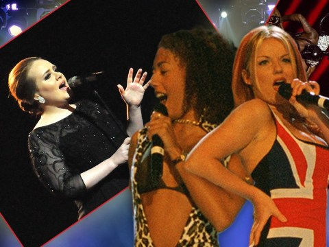 From Spice Girls and Amy Winehouse to Madonna's fall – the best Brit Awards performances ever