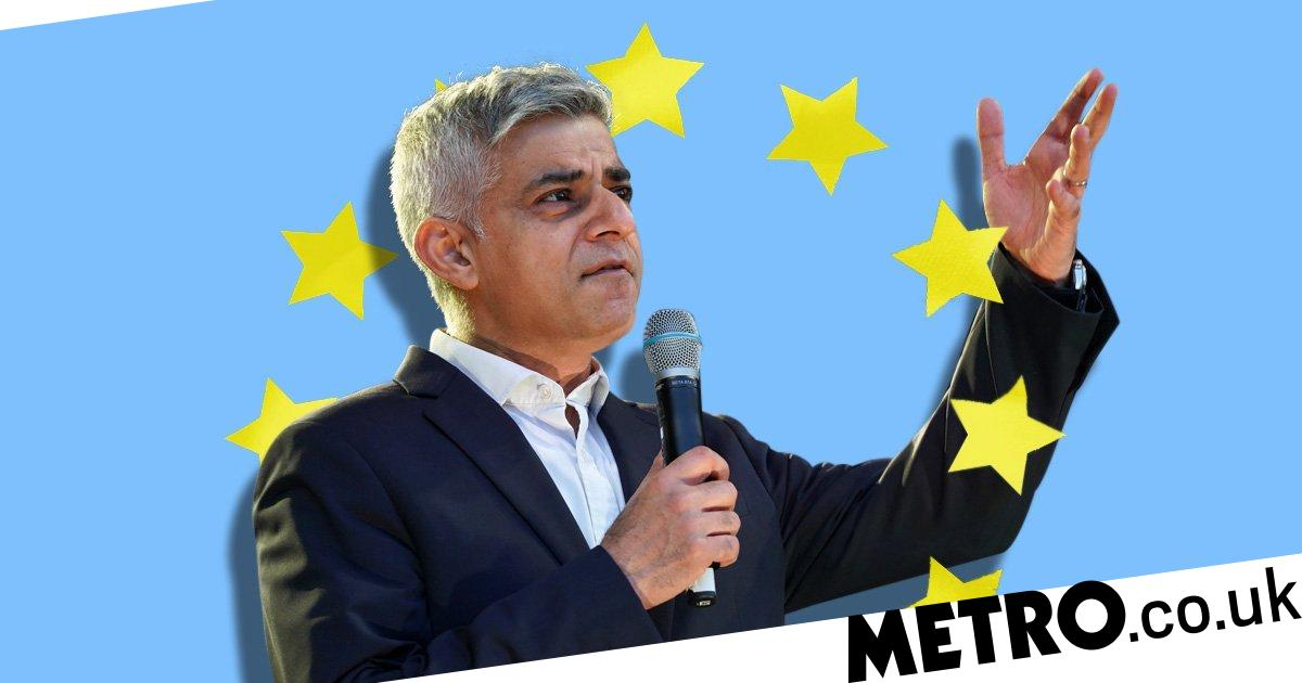 Sadiq Khan is right - Remainers should be allowed to keep their EU citizenship