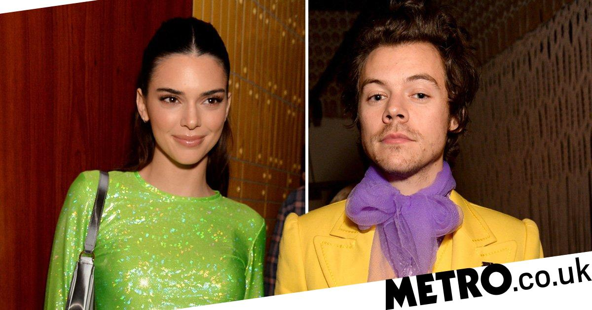 Kendall Jenner and Harry Styles reunite at Brits after-party