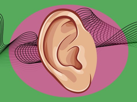 Only certain people can make this sound in their ear. Can you?