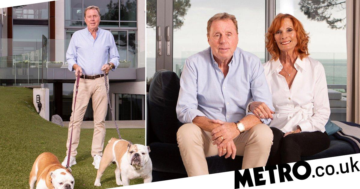 Viewers love Harry Redknapp's relationship with wife Sandra in Sandbanks Summer