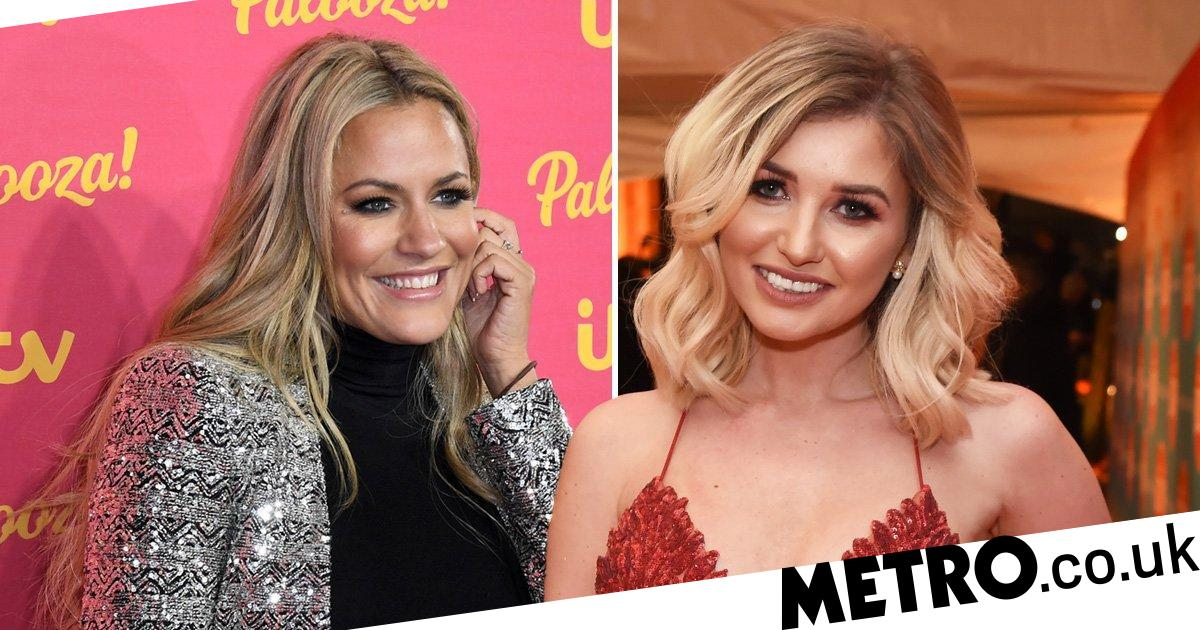 Amy Hart reveals Caroline Flack 'reached out' to her best friend in time of need