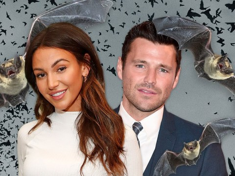 Michelle Keegan and Mark Wright's 'will have to make room for bats in multi-million pound home'