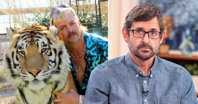 Tiger King and Louis Theroux