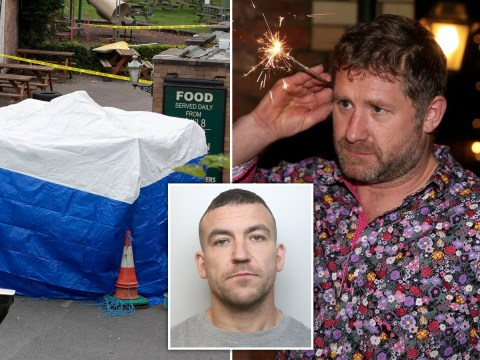 Man stabbed landlord 11 times after being barred from his pub
