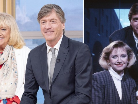 Richard and Judy return to present This Morning and viewers think they've gone back in time 20 years