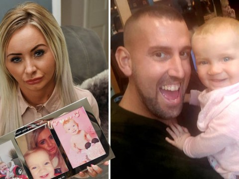 Mum's anger at ex who killed their baby daughter while she was at work
