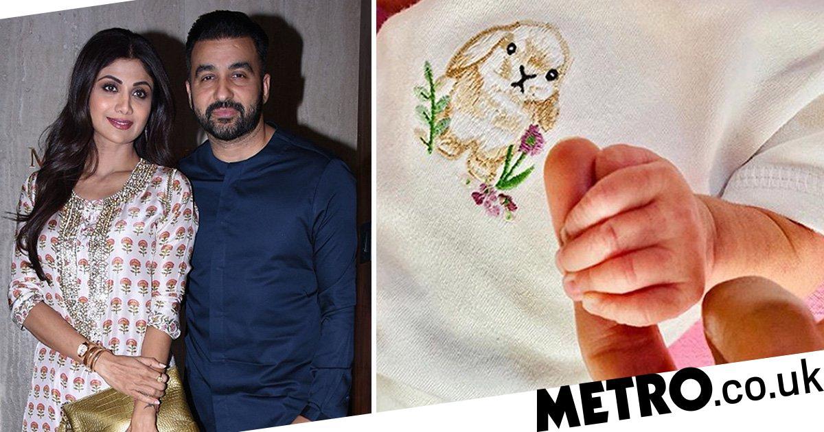Shilpa Shetty welcomes baby girl via surrogate: 'Our little angel'