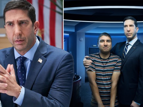 Intelligence's David Schwimmer and Nick Mohammed interview: Race, sexuality – make fun of anything just make it funny