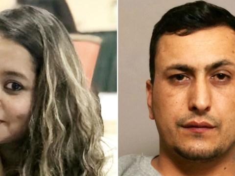 Dad stabbed ex-partner to death in front of her children