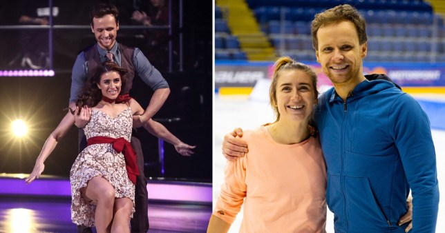 Libby Clegg Dancing on Ice