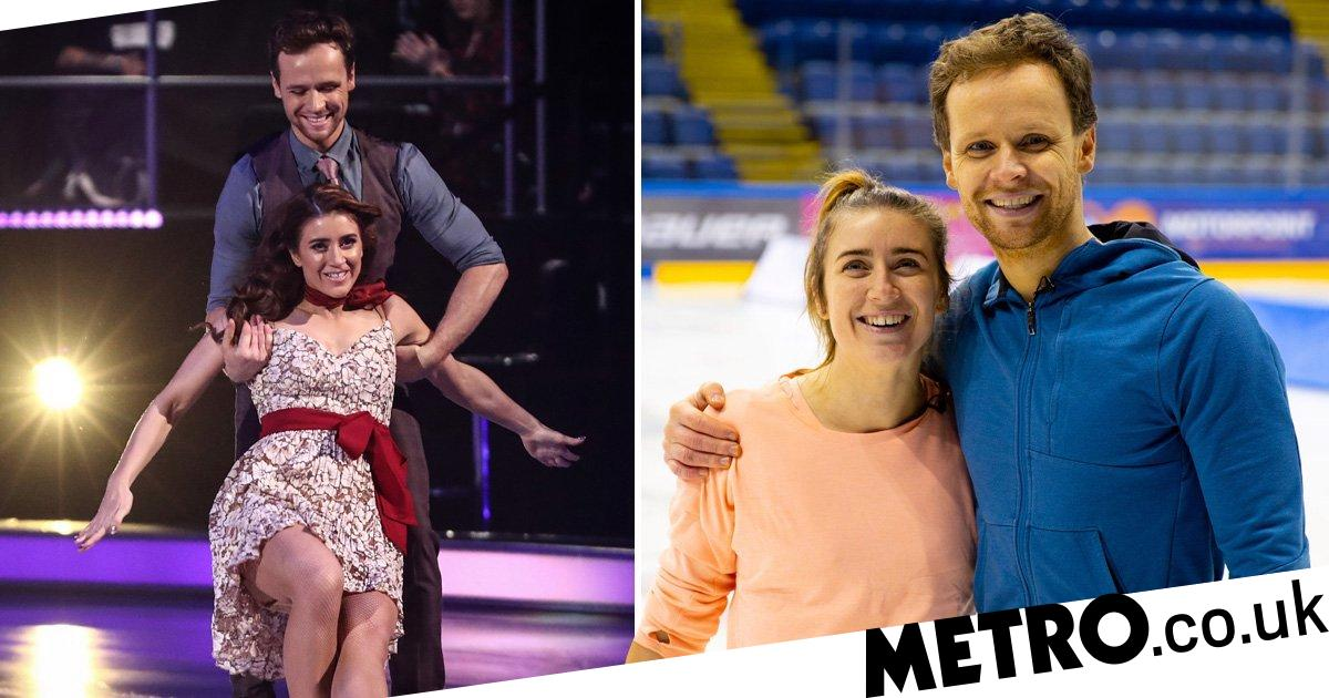 Dancing on Ice star reveals Paralympian Libby Clegg's secret to learning routine
