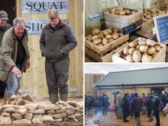 Jeremy Clarkson opens own shop selling 'non-organic' produce from his Diddly Squat farm