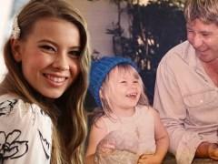 Bindi Irwin shares beautiful tribute to dad Steve Irwin on his birthday