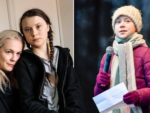 Greta Thunberg 'stopped talking and eating aged 11', her mother reveals