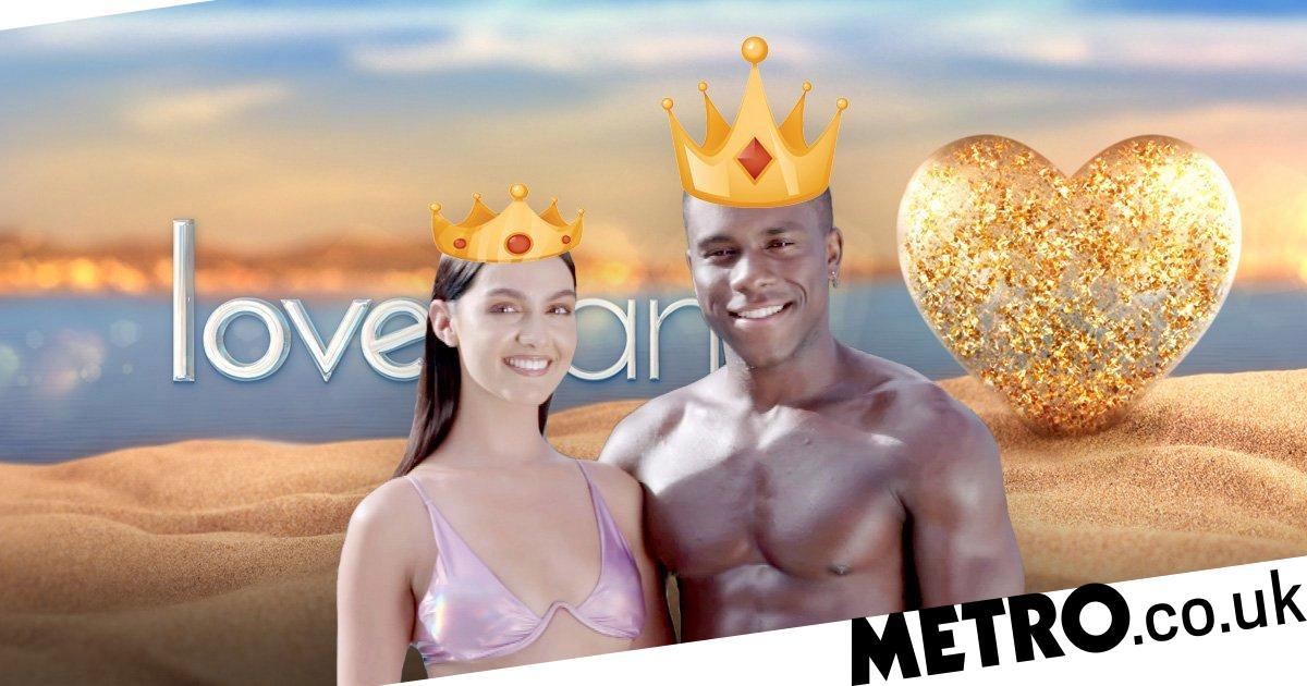 Love Island Winner: Siannise And Luke Crowned Fan Faves
