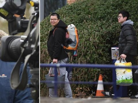 Coronavirus evacuees 'feeling fantastic' after release from UK quarantine