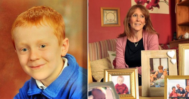 Simon Brooks died aged 15 after taking his own life