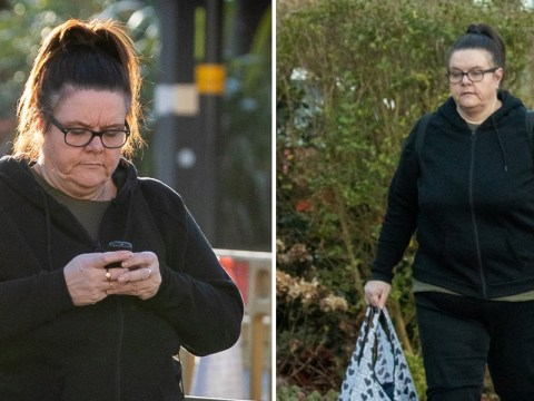 Britain's worst female paedophile back on streets with dyed hair as 'disguise'