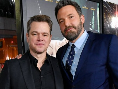 Ben Affleck's 'nervous' about new film with Matt Damon but excited to work with Jodie Comer and Adam Driver