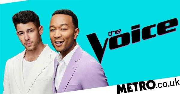 Nick Jonas clashes with John Legend in debut as coach on The Voice US