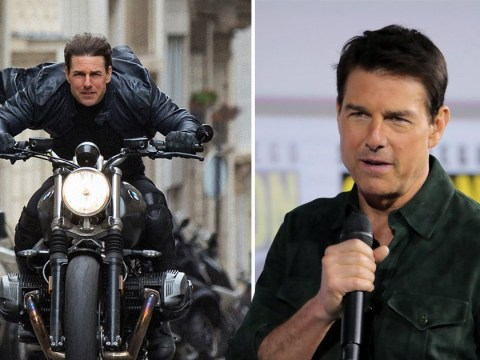 Tom Cruise wasn't in Italy when Mission: Impossible 7 halted filming over coronavirus fears
