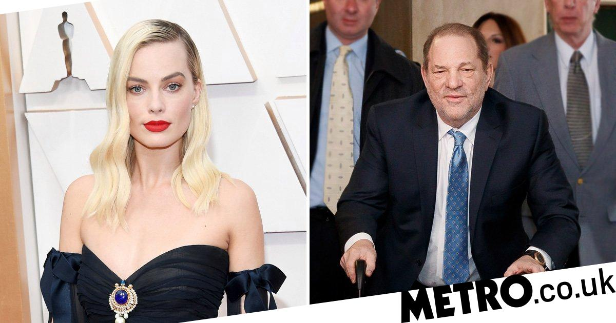 Margot Robbie celebrates Harvey Weinstein guilty verdict in rape trial