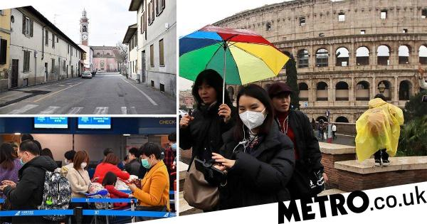 Foreign Office updates travel advice for people travelling to Italy