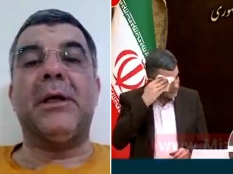 Iranian health minister tests positive for coronavirus
