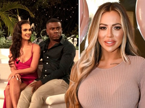 Holly Hagan reached out to Love Island stars to offer support… as she and Sophie Kasaei warn  islanders not to get sucked in by new found fame