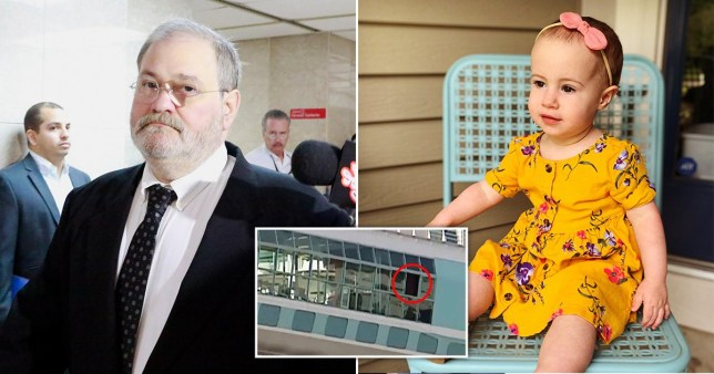Granddad 'who dropped toddler from cruise ship window' will admit causing her death