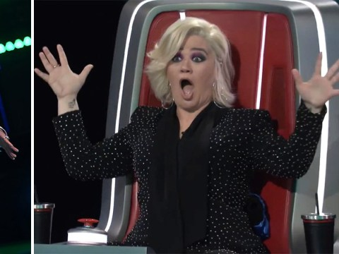 The Voice US viewers slam Kelly Clarkson for being shocked singer was white