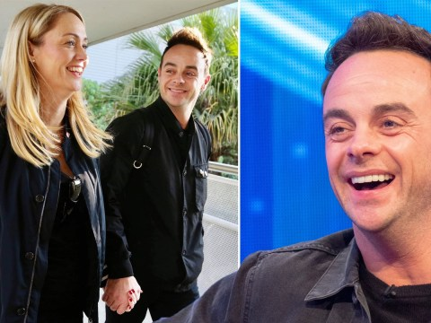 Ant McPartlin says his 'greatest love' is girlfriend Anne-Marie Corbett and her daughters