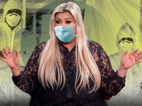 Gemma Collins cancels reality show over coronavirus fears but launches GC Meme fashion collection