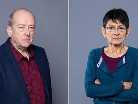 Coronation Street spoilers: Yasmeen Nazir discovers Geoff Metcalfe's evil crimes