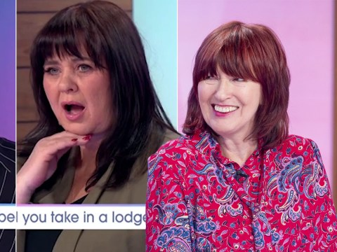 Janet Street-Porter had sex with lodger instead of charging rent money: 'He just had to provide crumpets'