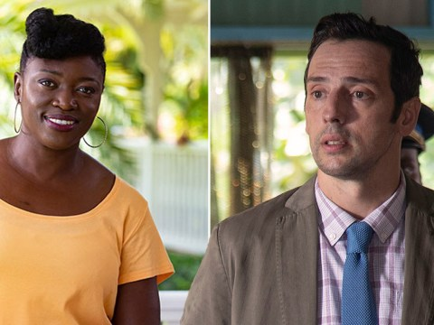 Who is Andi Osho who plays Precious Abellard in Death in Paradise?