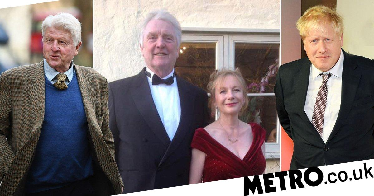 Neighbour of Boris Johnson's dad dies as wife's murder investigation continues