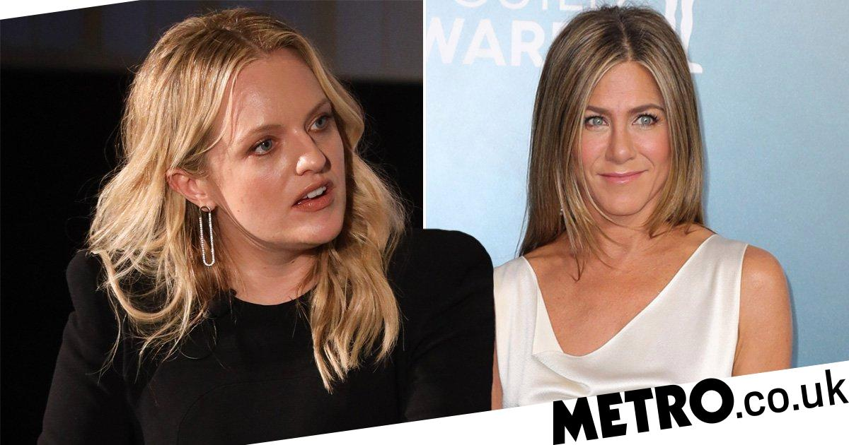 Elisabeth Moss confesses Jennifer Aniston didn't invite her to birthday party