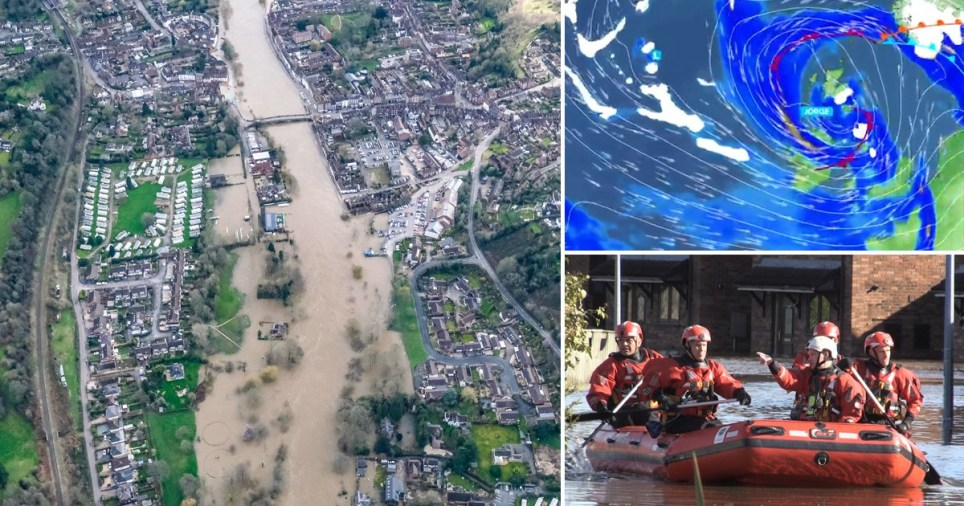 Storm Jorge set to heap even more misery on flood-hit communities this weekend