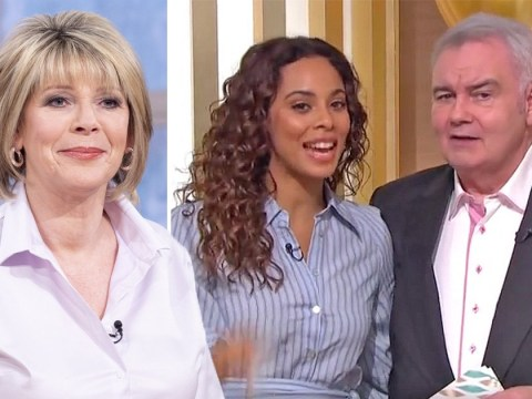 Rochelle Humes forced to step in on This Morning last minute as Ruth Langsford is struck down with illness