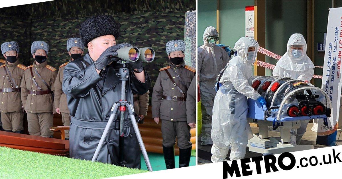 Kim Jong Un warns of 'serious consequences' if coronavirus infects North Korea