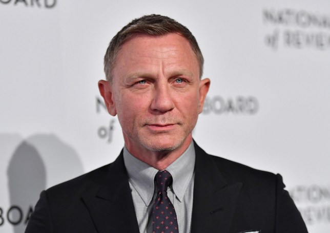 British actor Daniel Craig attends the 2020 National Board Of Review Gala on January 8, 2020 in New York City. (Photo by Angela Weiss / AFP) (Photo by ANGELA WEISS/AFP via Getty Images)