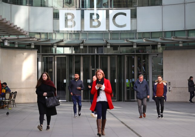 BBC Broadcasting House in London, they are to announce cuts to its news division as part of a cost-cutting drive. PA Photo. Picture date: Wednesday January 29, 2020. BBC News has to save ?80 million as part of financial pressures on the corporation, including paying for free TV licences for over-75s on pension credit. See PA story MEDIA BBC . Photo credit should read: Aaron Chown/PA Wire