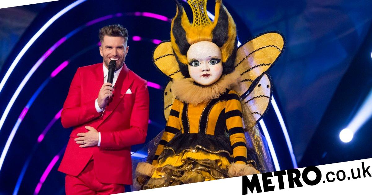 Why The Masked Singer's Queen Bee might be 'one of the Little Mix girls'
